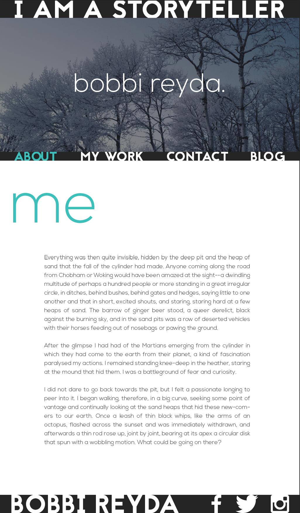 Design 2 Page